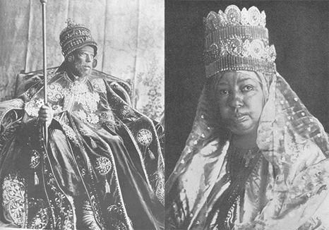 emperor-menelik-ii-and-empress-taitu-in-coronation-regalia