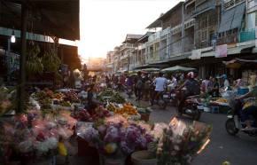 Russian Market: Cambodia