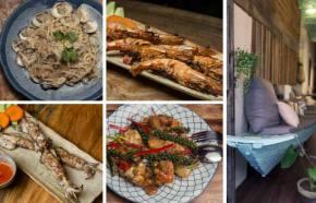 NESAT Seafood Eatery:Cambodia