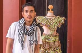 Fashion Designer Ith Sovannareach:Cambodia